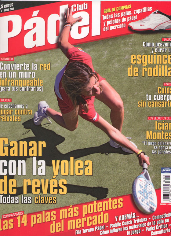 Pádel Club magazine