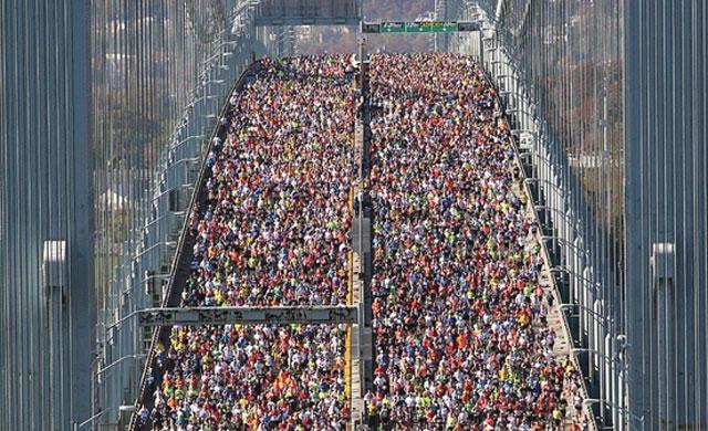 Maratón: el reencuentro