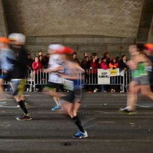 Corredores del Maratón de Nueva York (Foto: NYC Marathon).