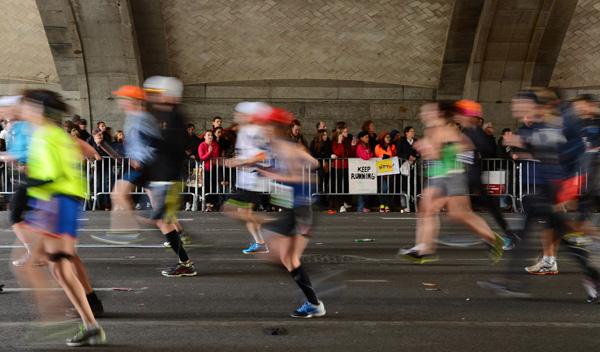Cinco daños colaterales de entrenar para un maratón