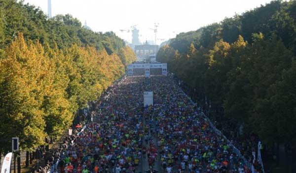 Foto: BMW Berlin Marathon 2014
