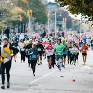 Corredores del Maratón de Nueva York 2014