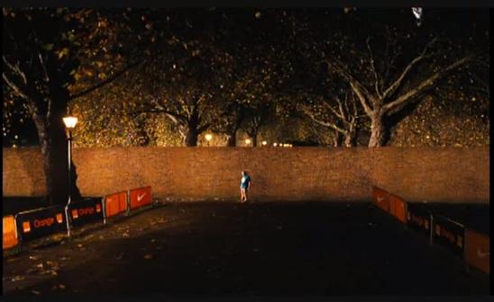 Los dos muros del corredor de maratón