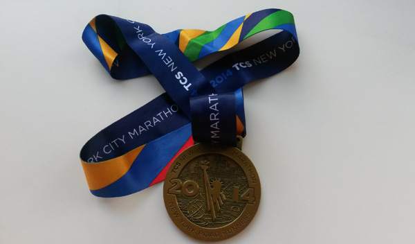 NYC Marathon 2014: morir de emoción