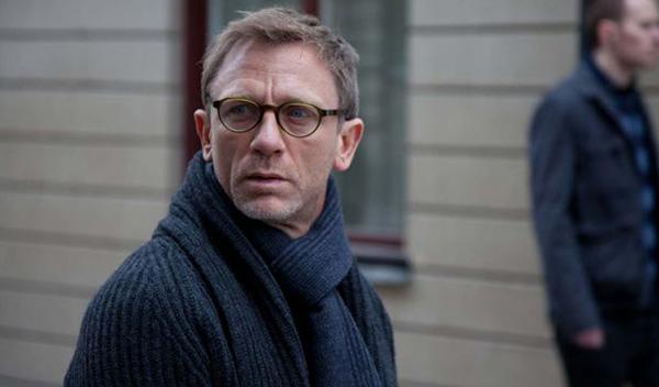 Daniel Craig en el papel de Mikael Blomkvist (Millennium: Los hombres que no amaban a las mujeres). Me ponen dos, por favor.