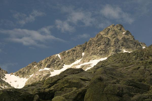 El Pico Almanzor, en la Sierra de Gredos