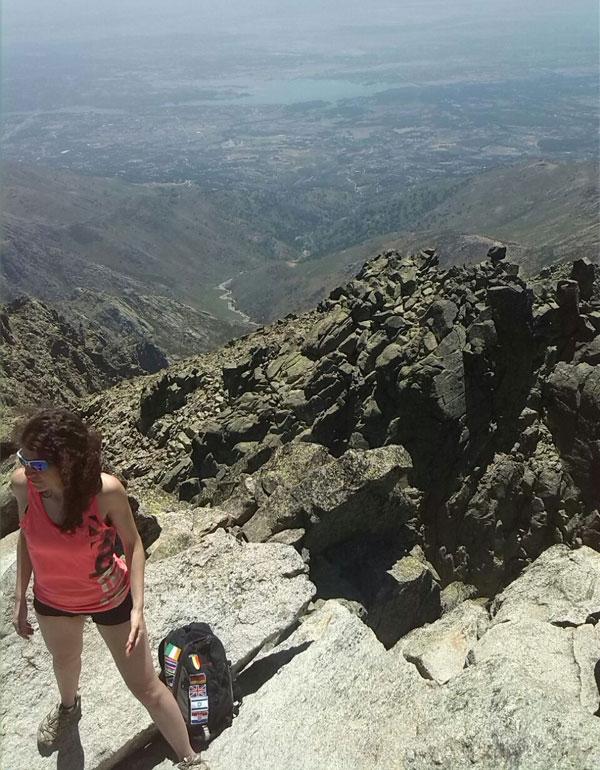 Ascenso al Almanzor: cuando la montaña da miedo