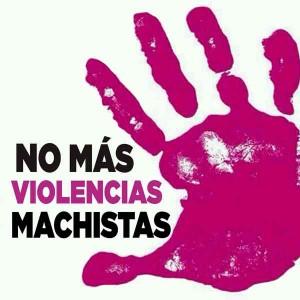 Stop violencia machista